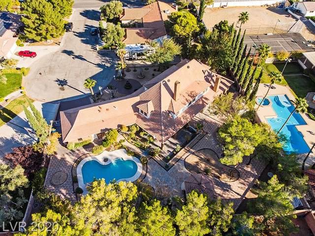 2827 Monte Cristo Way, Las Vegas, NV 89117 (MLS #2251862) :: Hebert Group   Realty One Group