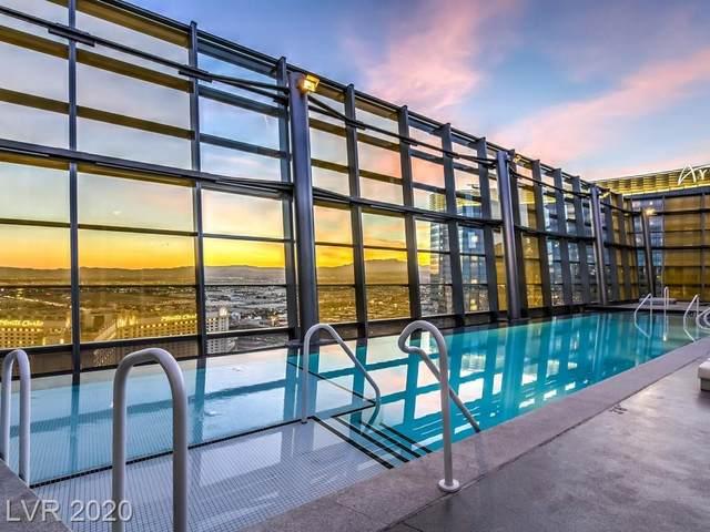 3726 Las Vegas Boulevard #809, Las Vegas, NV 89158 (MLS #2251908) :: ERA Brokers Consolidated / Sherman Group