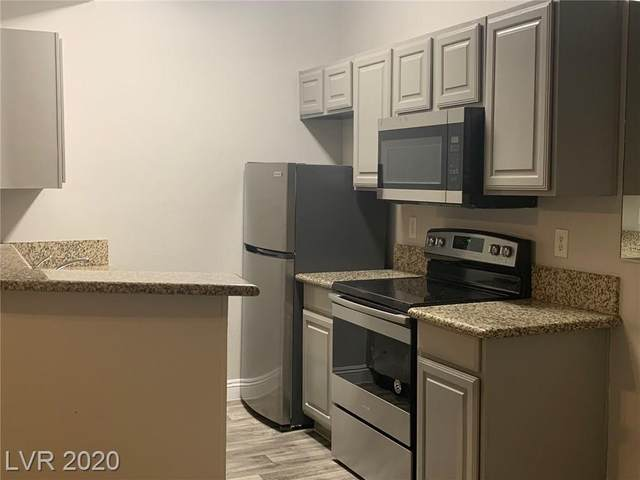 5138 Jones Boulevard #108, Las Vegas, NV 89118 (MLS #2251909) :: Vestuto Realty Group