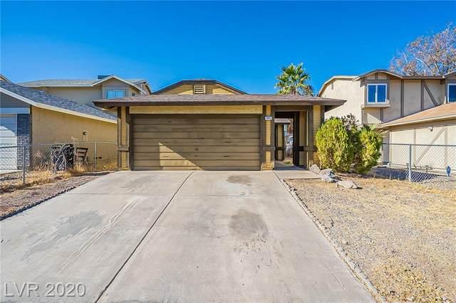 1607 Lorna Drive, Henderson, NV 89011 (MLS #2251941) :: Jeffrey Sabel