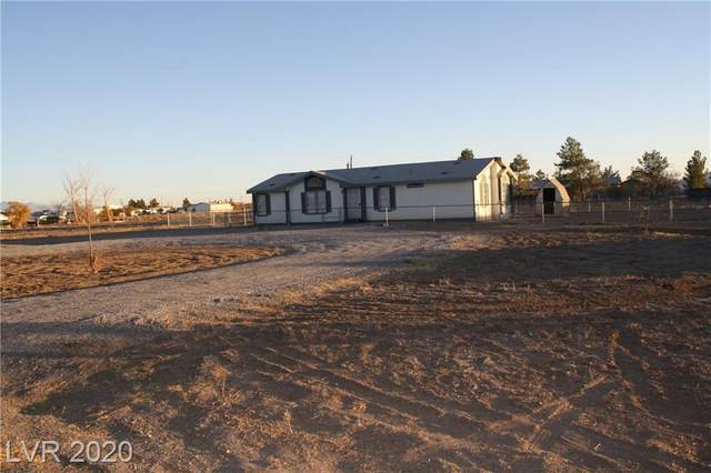 1211 Vondell Drive, Pahrump, NV 89048 (MLS #2251970) :: ERA Brokers Consolidated / Sherman Group
