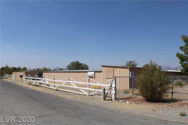 1610 Donner Street, Pahrump, NV 89048 (MLS #2251971) :: The Mark Wiley Group | Keller Williams Realty SW
