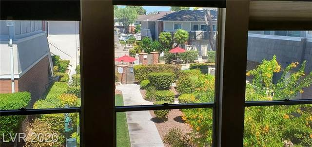 2838 Geary Place #4016, Las Vegas, NV 89109 (MLS #2252004) :: ERA Brokers Consolidated / Sherman Group