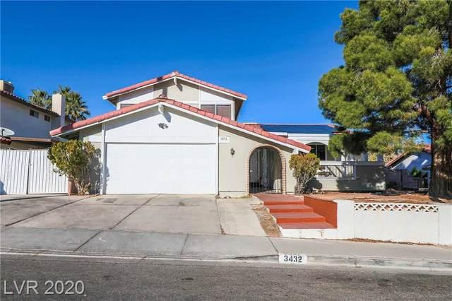 3432 Rawhide Street, Las Vegas, NV 89120 (MLS #2252032) :: The Lindstrom Group