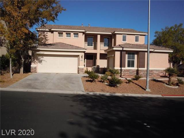 10108 French Pine Avenue, Las Vegas, NV 89129 (MLS #2252066) :: The Lindstrom Group