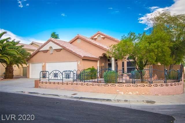 300 Modesto Street, Henderson, NV 89014 (MLS #2252071) :: Billy OKeefe | Berkshire Hathaway HomeServices