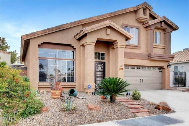 8705 Western Saddle Avenue, Las Vegas, NV 89129 (MLS #2252086) :: The Shear Team