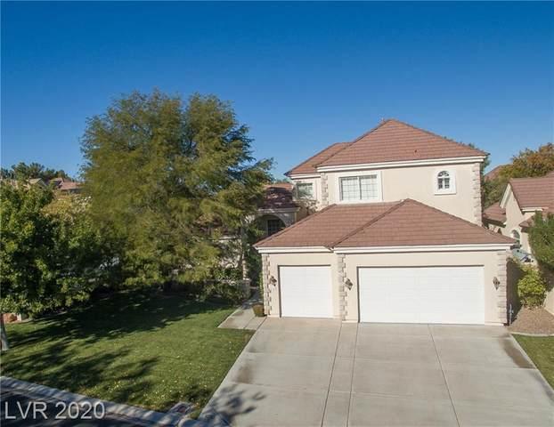 9716 Gavin Stone Avenue, Las Vegas, NV 89145 (MLS #2252091) :: Hebert Group   Realty One Group