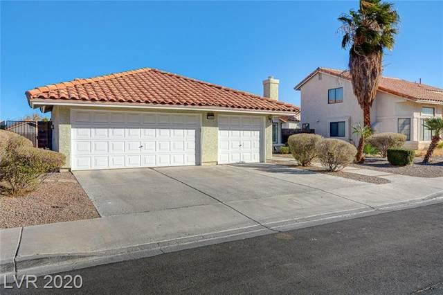 7060 Ovation Way, Las Vegas, NV 89119 (MLS #2252118) :: Hebert Group | Realty One Group
