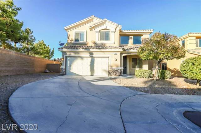 98 Back Spin Court, Las Vegas, NV 89148 (MLS #2252187) :: Hebert Group | Realty One Group