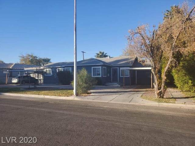 815 Park Paseo, Las Vegas, NV 89104 (MLS #2252266) :: ERA Brokers Consolidated / Sherman Group