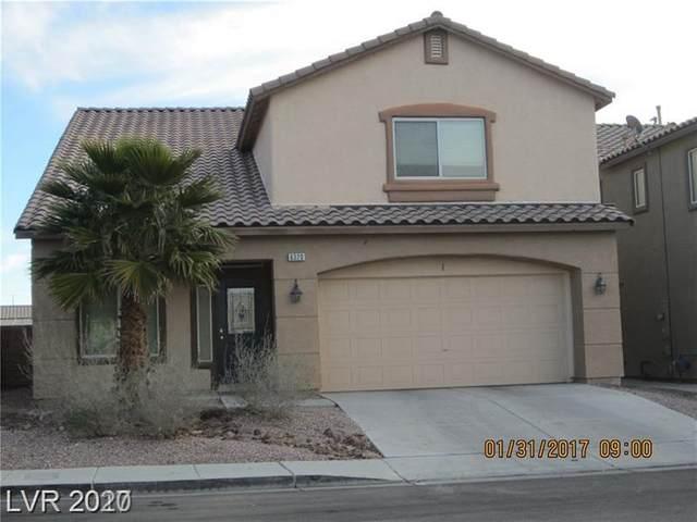 6320 Tierra Cove Street, North Las Vegas, NV 89081 (MLS #2252270) :: Jeffrey Sabel