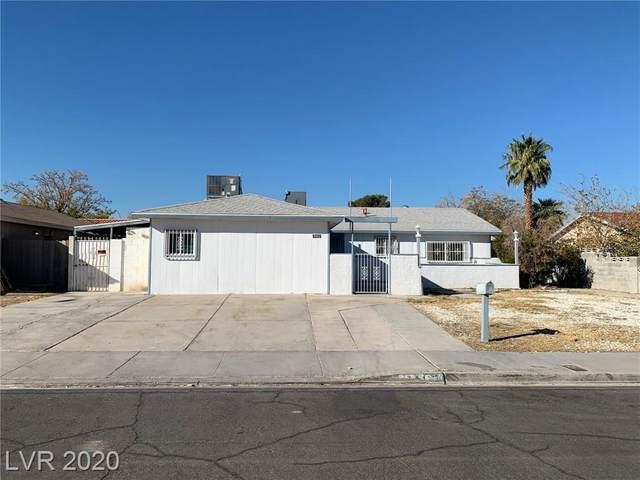 5235 Reeder Circle, Las Vegas, NV 89119 (MLS #2252301) :: ERA Brokers Consolidated / Sherman Group
