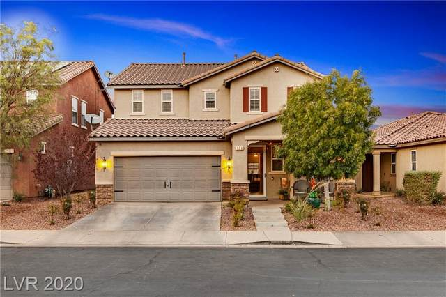 924 Monte Nerone Avenue, Henderson, NV 89012 (MLS #2252306) :: The Shear Team