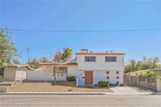 4701 Harmon Avenue, Las Vegas, NV 89121 (MLS #2253370) :: ERA Brokers Consolidated / Sherman Group