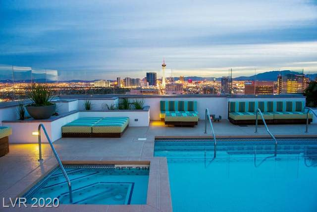 150 Las Vegas Boulevard #1018, Las Vegas, NV 89101 (MLS #2253389) :: ERA Brokers Consolidated / Sherman Group