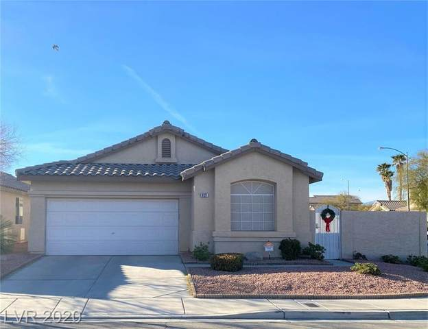 9121 Green Thicket Court, Las Vegas, NV 89123 (MLS #2253410) :: Vestuto Realty Group