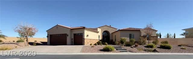 8990 Palazzi Street, Las Vegas, NV 89113 (MLS #2253450) :: Team Michele Dugan