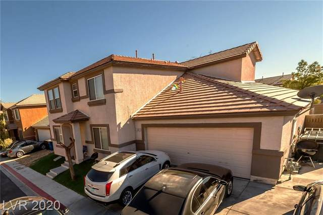 609 Sonoran Heights Avenue, North Las Vegas, NV 89081 (MLS #2253488) :: Kypreos Team