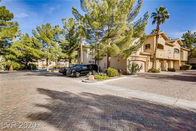 2050 Warm Springs Road #1723, Henderson, NV 89014 (MLS #2253489) :: The Lindstrom Group