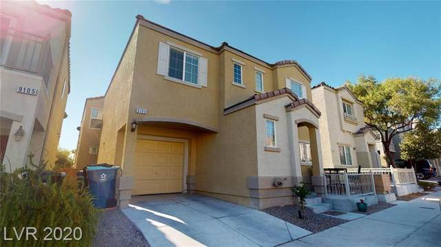 9109 Tailor Made Avenue, Las Vegas, NV 89149 (MLS #2253597) :: The Shear Team