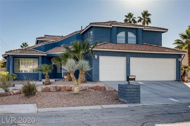 3087 Carlotta Circle, Las Vegas, NV 89121 (MLS #2253616) :: ERA Brokers Consolidated / Sherman Group