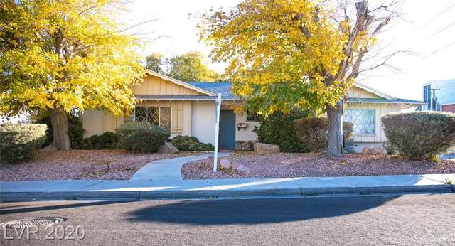 1700 Bracken Avenue, Las Vegas, NV 89104 (MLS #2253652) :: ERA Brokers Consolidated / Sherman Group
