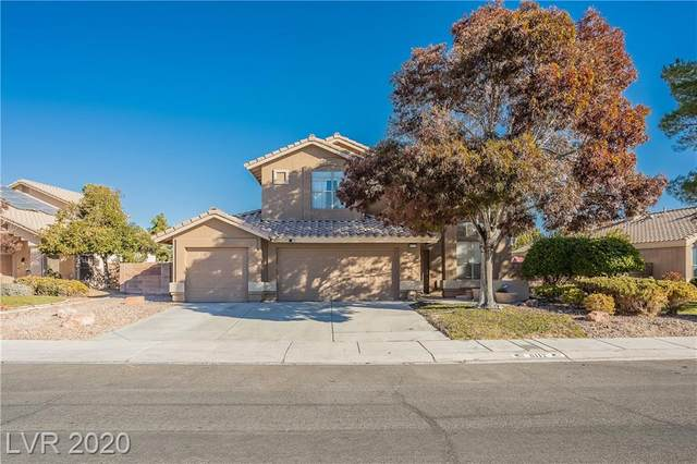 6112 Copper Crest Drive, Las Vegas, NV 89130 (MLS #2253685) :: The Mark Wiley Group | Keller Williams Realty SW