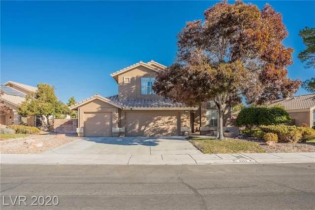 6112 Copper Crest Drive, Las Vegas, NV 89130 (MLS #2253685) :: Kypreos Team