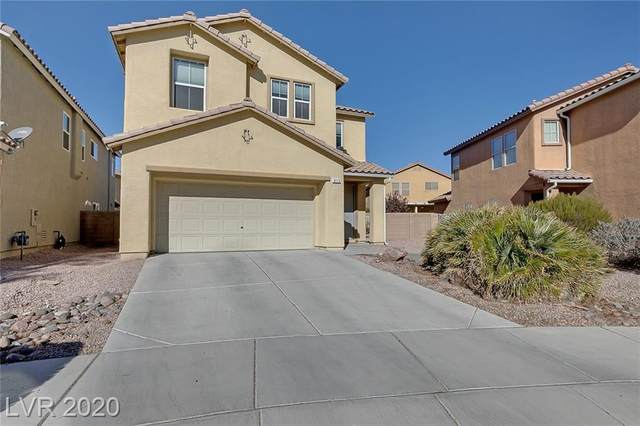 3112 Spring City Avenue, North Las Vegas, NV 89081 (MLS #2253692) :: Hebert Group   Realty One Group
