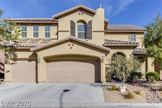 7298 Commanche Creek Avenue, Las Vegas, NV 89179 (MLS #2253699) :: The Perna Group