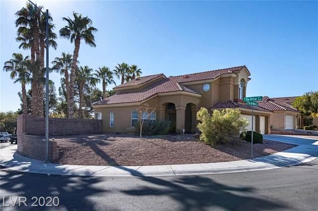 5509 Via Del Viento Avenue, Las Vegas, NV 89130 (MLS #2253750) :: Team Michele Dugan