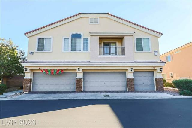 6048 Towboat Street #102, North Las Vegas, NV 89031 (MLS #2253791) :: Billy OKeefe | Berkshire Hathaway HomeServices