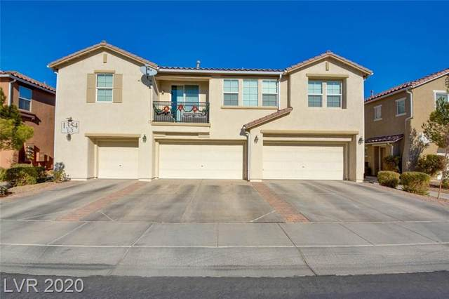 1354 Grass Creek Avenue #1, Henderson, NV 89012 (MLS #2253824) :: The Mark Wiley Group | Keller Williams Realty SW
