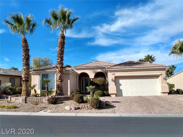 4263 Cascada Piazza Lane, Las Vegas, NV 89135 (MLS #2253855) :: Vestuto Realty Group