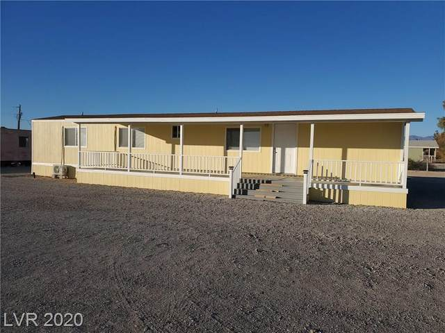 7920 Wildhorse Road, Pahrump, NV 89061 (MLS #2253864) :: The Shear Team
