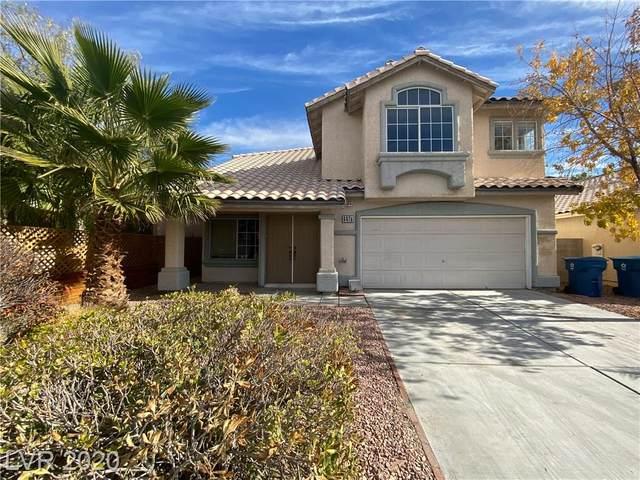 4478 Warbonnet Way, Las Vegas, NV 89147 (MLS #2253965) :: Vestuto Realty Group