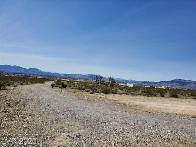 2720 E Winona Way, Pahrump, NV 89048 (MLS #2253983) :: Signature Real Estate Group