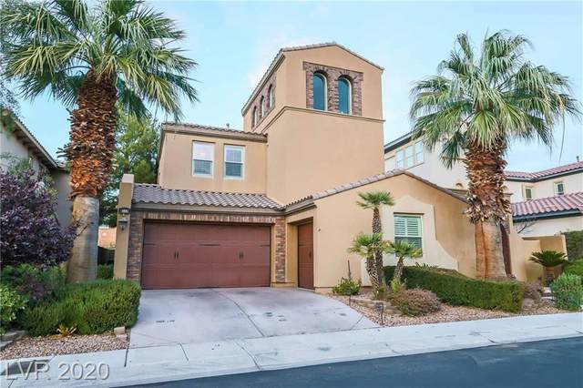 468 Via Palermo Drive, Henderson, NV 89011 (MLS #2254066) :: Kypreos Team