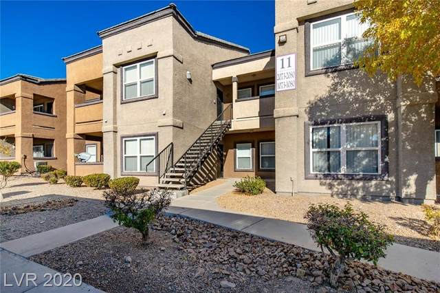 6650 Warm Springs Road #1075, Las Vegas, NV 89118 (MLS #2254164) :: ERA Brokers Consolidated / Sherman Group