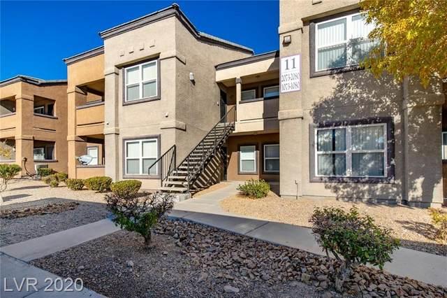 6650 Warm Springs Road #1075, Las Vegas, NV 89118 (MLS #2254164) :: The Mark Wiley Group | Keller Williams Realty SW