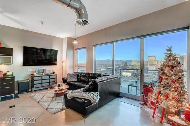 200 Hoover Avenue #1111, Las Vegas, NV 89101 (MLS #2254222) :: Vestuto Realty Group