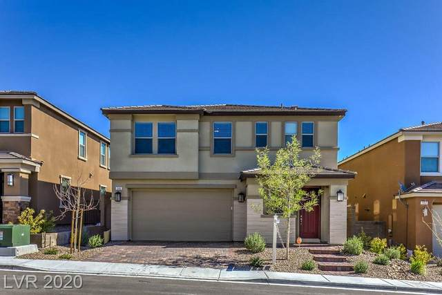 948 Glenhaven Place, Las Vegas, NV 89138 (MLS #2254229) :: Vestuto Realty Group