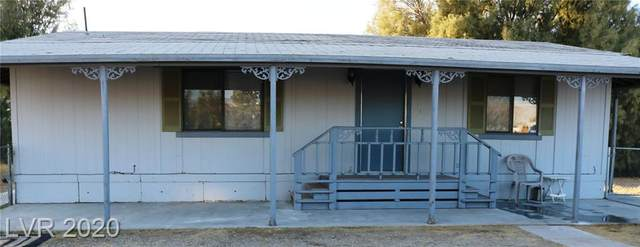 3391 Charleston Park Avenue, Pahrump, NV 89048 (MLS #2254245) :: Team Michele Dugan