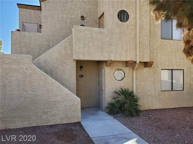 2980 Juniper Hills Boulevard #103, Las Vegas, NV 89142 (MLS #2254337) :: ERA Brokers Consolidated / Sherman Group