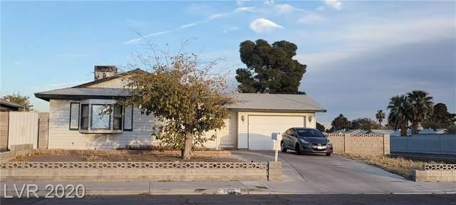 4490 Peterson Drive, Las Vegas, NV 89103 (MLS #2254339) :: The Shear Team