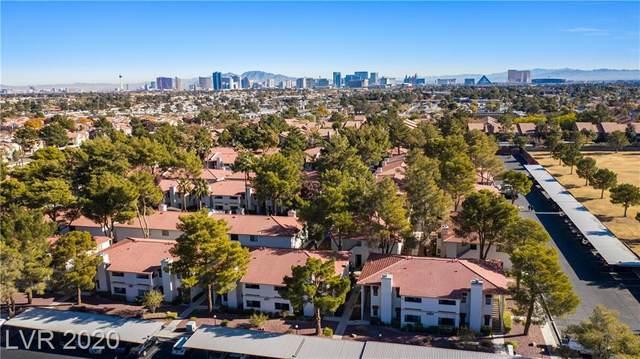 6693 Tropicana Avenue #201, Las Vegas, NV 89103 (MLS #2254355) :: Vestuto Realty Group