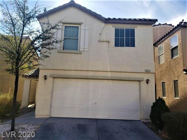 4977 Lime Kiln Avenue, Las Vegas, NV 89139 (MLS #2254440) :: Galindo Group Real Estate