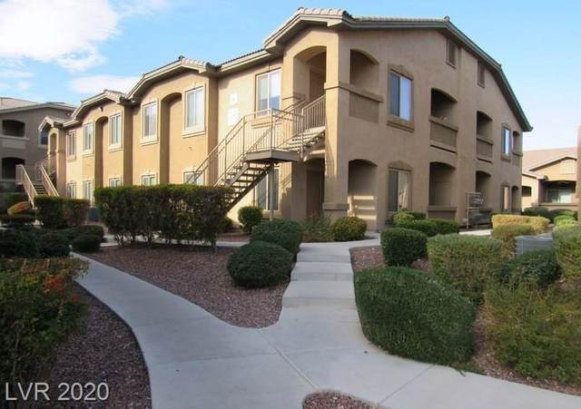 8805 Jeffreys Street #1024, Las Vegas, NV 89123 (MLS #2254458) :: The Shear Team