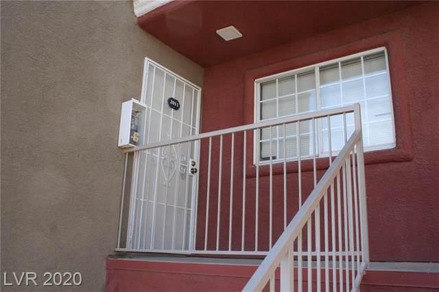 4730 Craig Road #2011, Las Vegas, NV 89115 (MLS #2254482) :: Team Michele Dugan